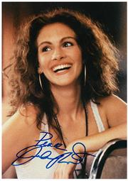 Sale 8555A - Lot 5044 - Julia Roberts Pretty Woman