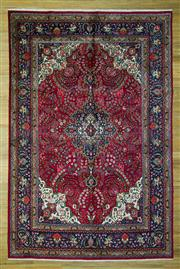 Sale 8601C - Lot 61 - Persian Tabriz 297x193