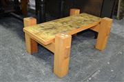 Sale 7987A - Lot 1281 - Tile Top Coffee table