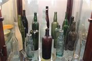 Sale 8189 - Lot 182 - Darwin Glass Vintage Bottle with Others incl. Scottish