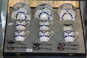 Sale 8340 - Lot 93 - Royal Worcester Orlando Boxed Demitasse Coffee Set (Missing One Cup)