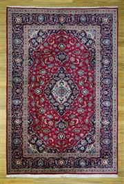 Sale 8601C - Lot 62 - Persian Kashan 302x200