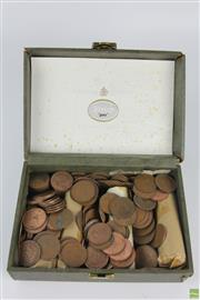 Sale 8551 - Lot 18 - A Large Collection of Australian Pennies