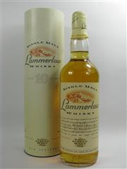 Sale 8278 - Lot 1762 - 1x Wilson Distillers Lammerlaw Single Malt New Zealand Whisky - in canister