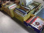 Sale 8405 - Lot 2331 - 4 Boxes Of Books