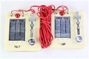 Sale 8855 - Lot 3 - Space Station Morse Code Signalling Set No.107
