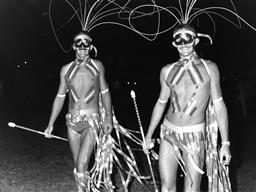 Sale 9082A - Lot 5032 - Sydney Gay and Lesbian Mardi Gras Parade (1991), 25 x 20 cm, silver gelatin, Photographer: unknown