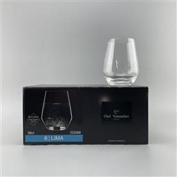 Sale 9165 - Lot 798 - 6x Chef & Sommelier Lima Tumblers, in box