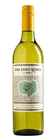 Sale 8528W - Lot 105 - 12x 2017 Lone Quince Sauvignon Blanc Semillon. 'A wine with everything in its right place'…  Sauvignon Blanc 72%; Semillon 28% No su...