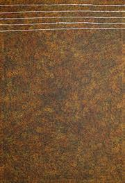 Sale 8535 - Lot 522 - Kathleen Petyarre (c1940 - ) - Bush Seed Dreaming, c2007 204 x 140cm (stretched & ready to hang)