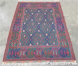 Sale 9215 - Lot 1495 - Persian hand knotted pure wool Sumak (180 x 130cm)