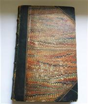 Sale 8298 - Lot 52 - antique Gardening Book,' A History of the Vegetable Kingdom'    By William Rhind -- Book size: 25 x 16 cm