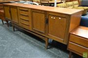 Sale 8550 - Lot 1065 - G-Plan Fresco Teak Sideboard