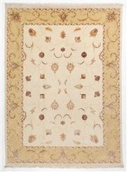 Sale 8770C - Lot 27 - An Indian Persian Nain Design Wool And Silk Pile, 370 x 272cm