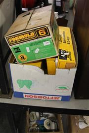 Sale 8139 - Lot 2199 - Box of Various Power Tools