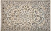 Sale 8213C - Lot 53 - Persian Nain 202cm x 127cm