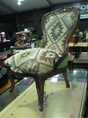 Sale 7937A - Lot 1127 - Victorian Style Ladys Chair