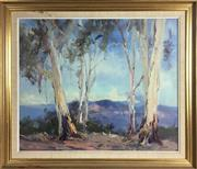 Sale 8795K - Lot 63 - Alan Hansen oil on board