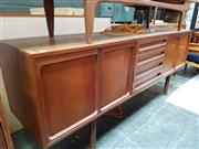 Sale 8476 - Lot 1059 - Meredew Teak Sideboard