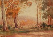 Sale 8665A - Lot 5236 - Arnold Jarvis (1881 - 1959) - Countryscape 24 x 34cm