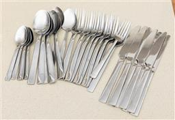 Sale 9239H - Lot 88 - A quantity of Benzer stainless steel cutlery.