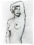 Sale 3841 - Lot 39 - MAN RAY (1890-1976, American) - Female Nude 2002 37 x 27 cm