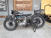 Sale 8111B - Lot 8 - 1933 Mobylette French motorbike.