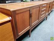 Sale 8493 - Lot 1023 - G-Plan Fresco Teak Sideboard