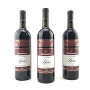 Sale 8687 - Lot 770 - 3x 1990 Lindemans Pyrus Cabernet Blend, Coonawarra