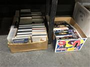 Sale 8797 - Lot 2508 - 2 Boxes of DVDs