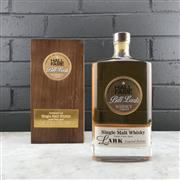 Sale 9088W - Lot 82 - Lark Distillery Bill Lark Hall Of Fame Limited Release Small Cask Aged Single Malt Tasmanian Whisky - bottle no. 59/204, 66% ABV,...