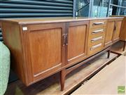 Sale 8493 - Lot 1025 - G-Plan Fresco Teak Sideboard
