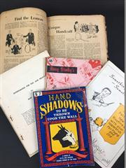 Sale 8539M - Lot 189 - 6 Vols., including Popular Magic & Card Tricks vol. 3, Entertaining for Fun & Profit by Bart Fleming, scarce title (2 copies), ...