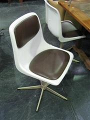 Sale 7931A - Lot 1116 - Pair of Retro Chairs