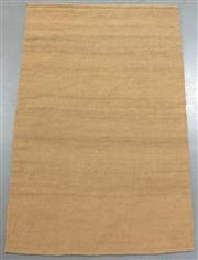 Sale 8438K - Lot 113 - Natural  Pure Jute Rug | 300x200cm, Pure Jute, Handwoven in Jaipur, Rajasthan. Natural strong  pure Jute pile foundation, Textured r...