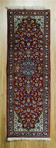 Sale 8601C - Lot 79 - Super Fine Persian Tabriz 215x70