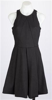 Sale 8640F - Lot 71 - An Armani Exchange black sleeveless dress, size 4, brand new with tags