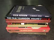 Sale 8659 - Lot 2517 - Movie Books incl Maurice Speed Film Review 1956-1957 MacDonald & Co