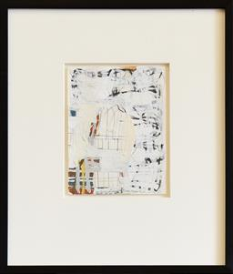 Sale 9153A - Lot 5008 - JOHN PEART (1945 - 2013) - Formations with Lattice 3, 2010 18 x 13.5 cm