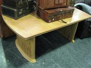 Sale 7937A - Lot 1147 - Twin Pedestal Dining Table