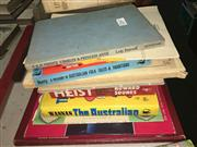 Sale 8659 - Lot 2347 - Miscellaneous Books incl The Royal Visit to New South Wales Official Record 1954 Oswald L Ziegler