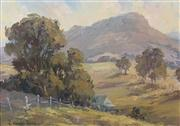 Sale 8663 - Lot 2013 - W. Colston Rooke - Morning Light, oil on board, signed lower left, 25x35cm -