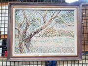 Sale 8841 - Lot 2033A - An Impressionist Style Provincial Scene Painting by Unknown Artist