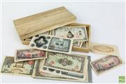 Sale 8466 - Lot 93 - Early World Money Notes incl Japanese Govt Pesos