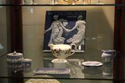 Sale 8047 - Lot 58 - Collection of Wedgewood Jasperwares and Others incl. Wedgewood Book