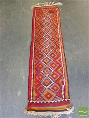 Sale 8500 - Lot 1267A - Possibly North African Kilim Runner (267 x 72cm)