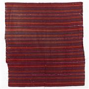 Sale 8770C - Lot 80 - A Persian Hand Woven Jajim Natural Dyes 100% Wool, 207 x 225cm
