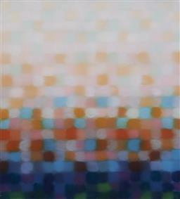 Sale 9195 - Lot 557 - MATTHEW JOHNSON (1963 - ) Untitled, 2016 oil on linen 57 x 51 cm signed and dated verso