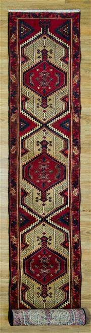 Sale 8601C - Lot 84 - Vintage Persian Hamadan 405x70