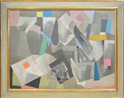 Sale 8389 - Lot 559 - Ralph Balson (1890 - 1964) - Untitled, 1951 75 x 100.5cm